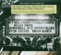 Neil Young and Crazy Horse: Live at the Fillmore East