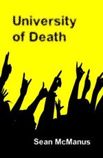 University of Death Cover