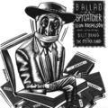 Ballad of a Spycatcher b/w Song of the Free Press